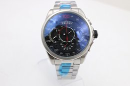 Wholesale Mens Womens Automatic - Luxury Brand Blue Dia lSilver Stainless Belt Womens Stainless Pointer Watch Mens Fashion Wrist Watchesver