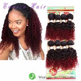 Wholesale Cheap Braided Hair Extensions - human hair 8bundles color brown,bug 250gram cheap deep wave Brazilian hair extension,mongolian curly human braiding hair for EU,US,UK women