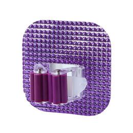 1pcs cuisine support de vadrouille fixé au mur de salle de bains support de balai de vadrouille durable 6 couleurs super assistant! ? partir de fabricateur