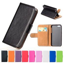 Wholesale Iphone5c Flip Cover - Leaf Clasp PU Leather Case for iPhone5c Cover Coque Funda Flip Wallet Case for iPhone5c Phone Bag Cover