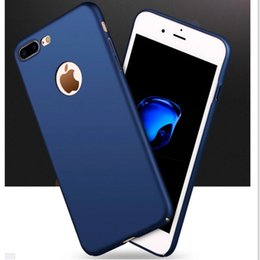 Wholesale Oppo Cell - Luxury Silicone Plating Soft TPU Case For OPPO R9S Slim Full Cover Dull Polish Cell phone Back Skin Shell For Samsung S7 iphone 7 Plus