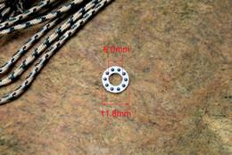 cinghia di fucile all'ingrosso Sconti Telaio in plastica bianca con cuscinetti a sfera in ceramica, adatto a tutti i coltelli flipper Y-START e altri utensili EDC
