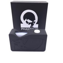 dovpo mod tc Sconti Il la cosa migliore Materiale della resina di Mod di Phantohm Squonk 18650 Batteria Vape Mech Mod per 510 Filetto BF RDA atomizzatore