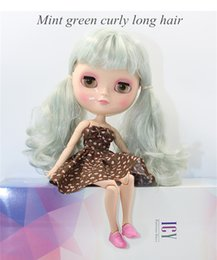 Wholesale Dolls Bjd For Sale - Hot sale Doll with clothes the same as Blyth doll with makeup,JOINT body,lower price,suitable for changing BJD for her