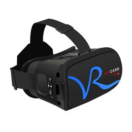 All'ingrosso RK-A1 VR CASE Box realtà virtuale 3D VR occhiali di cartone per Xiaomi Samsung S6 S5 S4 iPhone 5 6S più 4.0-6 pollici Smartphone da
