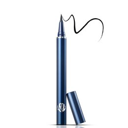 Wholesale Prime Eye - Rmakeup eye pencil water proof cosmetic tool prime & blue brand black eyeliner for man makeup liquid eyeliner free shipping ME042