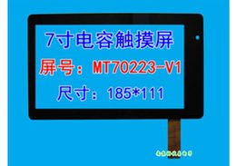 Wholesale Wholesale Vido Tablet - Wholesale- New 7 inch vido N12 R FAST TAB tablet capacitive touch screen MT70223-V1 free shipping