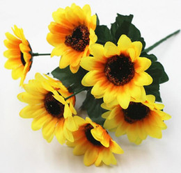 Prop wedding bouquet coupons promo codes deals 2018 get cheap prop wedding bouquet promo codes factory direct to the beam bouquet sunflower simulation flower props mightylinksfo