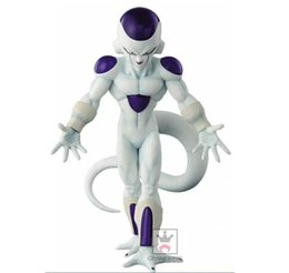 Wholesale Dragon Ball Freeza - 25cm Hot Banpresto MSP Anime Akira Toriyama Dragon Ball Z The Freeza Frieza Freezer Final State
