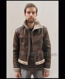 Wholesale Leon S Kennedy - Leather Coat Jacket Cosplay PU Faur Jacket Long-sleeve Winter Outerwear Coat Biohazard Resident Evil 4 Leon S Kennedy 250