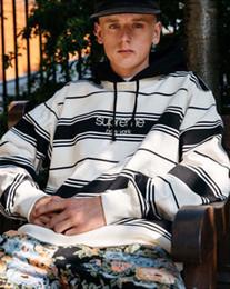 Wholesale L Men Model Hot - New Cooperation Models suprem Hoodie Fashion Fleece Sweatshirts Brand Sup X CDG Hoodie Hot Sale