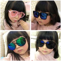 occhiali da sole freschi per i ragazzi Sconti Bambini Ragazzi Ragazze Occhiali Anti-UV Occhiali da sole Bambini Cool Occhiali da sole Ragazzi Occhiali Kids Wild Anti-UV