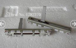 Wholesale Potentiometer Push Pull - Wholesale- [BELLA] Imported Japanese ALPS 6 cm 20KA single joint Slide potentiometer push-pull handle 3 feet potentiometer 25MM-10PCS LOT