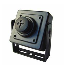 Wholesale button pinhole camera - 600TVL button lens Mini Camera,1 3'' color cmos 600tvl mini security camera,screw pinhole lens,with audio.