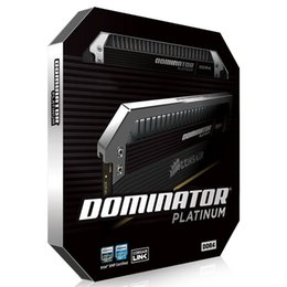 Wholesale Performance Memory - DOMINATOR PLATINUM RAM DDR4 3200MHz 3000MHz Desktop PC Quad Channel Dual Channel Player High-performance Overclocking Gaming Memory 64G 32G