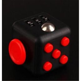 Wholesale Rubber Finger Tips - Stress Cube for Fidgeters Relieve Stress Anxiety Boredom all at your finger tips fidget cube relieves stress anti irritability
