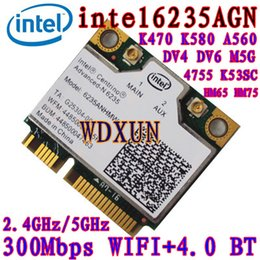 n espresso Sconti Rete Intel-Wholesale 6235AN.HMWWB Centrino WiFi Half Mini PCI Express Advanced-N 6235 Dual Band Bluetooth