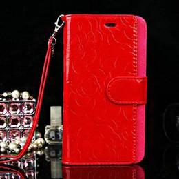 Wholesale Iphone Wallet Paris - Free Ship Luxury Paris fashion protection leather Wallet Phone case for iphone 7 7 plus