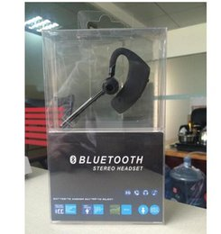Wholesale Voyager Bluetooth - Bluetooth Headset Voyager Legend With Text And Noise Reduction Stereo Headphones Earphones For Iphone Samsung Galaxy HTC DHL
