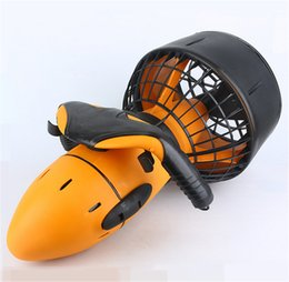 Wholesale Diving Scooter - Free DHL Shipping! Hot selling water sports submersible 300w Sea Scooter Underwater propeller,High Grade Diving Equiment(Without Battery)