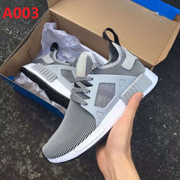 Wholesale Three Floor Fashion - NMD Running Shoes Sell Hot Cakes Three Generations Of New Flat Fashion And Personality With Set Mouth, Breathe Freely Leisure Sport