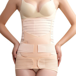 2019 постнатальный корсет Wholesale- 2017 Pregnant women belt after pregnancy support belt belly corset Postpartum postnatal girdle bandage after delivery birth shap скидка постнатальный корсет