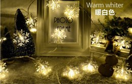Wholesale Sale Angels Decoration - 2017 Top Sale wholesale LED lights flashing light 10M,4M,snow Christmas tree wedding festival decoration lamp