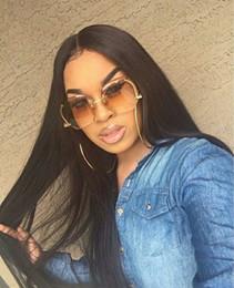 100% Işlenmemiş İnsan Saç Tam Dantel Peruk Dantel Ön Peruk Siyah Kadınlar Için Bebek Saç 8A Düz Brezilyalı İnsan Peruk nereden büyük insan saçı yapışkan peruk tedarikçiler