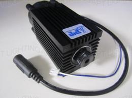 Wholesale Laser Blue Ttl - Wholesale-Popular DIY CNC 2800mw 2.8w 445nm 450nm Focus blue Laser Module TTL tube High Power laser Engraving Adjust Free glasses