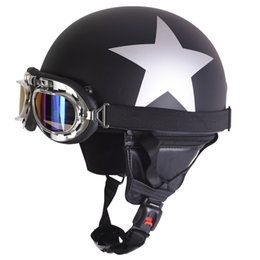 Wholesale Helmet Plastic - 2017 Citycoco Harley motorcycle helmets eletric scooter helmets Anti-crash motorcycle helmet General size unisex