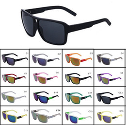 Wholesale Dragon Mix - 5PC WHOLESALE - Quick Fashion Dragon Sunglasses Men's outdoor Beach Sun glasses the JAM 16 color in stock