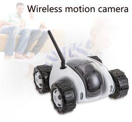 Wholesale Wireless Remote Control Car Toys - 2017 WiFi Internet P2P RC spy car ,night vision camera video toy car wireless network remote control