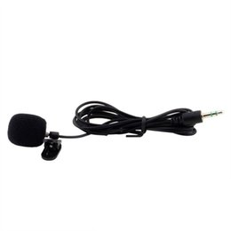 Wholesale Microphone Lavalier - Tie Lapel Lavalier Hands Free Clip on Microphone Lecture Teaching Notebook