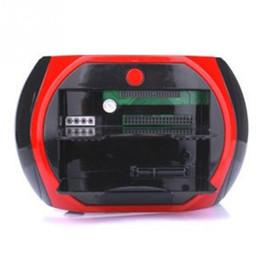"""Wholesale Dual Sata Hdd Docking Station - Wholesale- HDD Docking Station Dual USB 2.0 2.5\"""" 3.5\"""" IDE SATA External HDD Box Hard Disk DRIVE Enclosure Card Reader 3TB"""