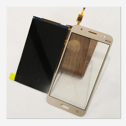 Wholesale Galaxy Mini Lcd - Original Brand New LCD Screen Display + Touch Screen Panel For Samsung Galaxy J5 SM-J500 10pcs lot free shipping