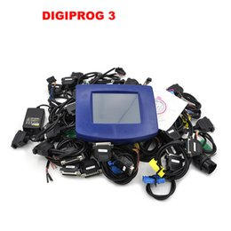 Wholesale Digiprog Full Set - Fast ship Digiprog III Digiprog 3 Odometer Programmer V4.94 Software Version Mileage correction tool with all cables full set