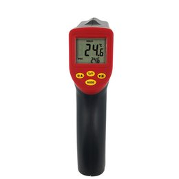 Wholesale Infrared Ir Laser - A530 Non-Contact Laser Infrared Thermometer Gun IR Temperature measuring Meter With LCD Digital Display -26~986 Fahrenheit Pyrometer