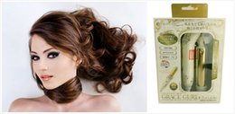 Wholesale Mini Hair Straightener Iron - Mini Belleza Cuidado Personal Herramientas De Estilo Profesional Eléctrico Magic Hair Curler hierro Tipo plegable Curling Iron