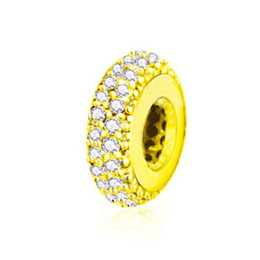 Wholesale Pandora Charms Prices - 2017 100% 925 Sterling Silver Inspiration Spacer Charm Bead Fit Original Pandora Charms Bracelet Pendant Best Price