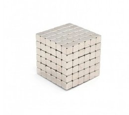 Wholesale Magnet Balls 5mm - Magnetic Cube Magnet Balls Magic Square 3D Puzzle Ball Sphere Toy 3mm 4mm 5mm 216pcs