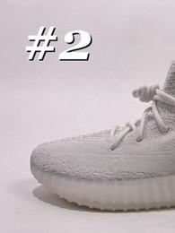 Wholesale Womens Hottest - 2017 Hot Sale Boost Zebra Beluga Oreo Sply Running Shoes Bred Cream White Mens Womens Running Shoes Sport Kanye West Boost With Box