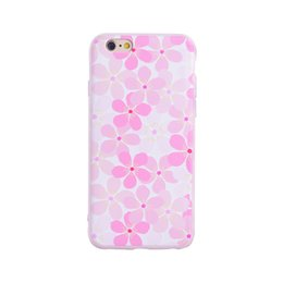 Wholesale Transparent Back Cover For Mobile - embossed mobile phone shell simple style custom 3D three-dimensional transparent matte silicone back cover for iPhone Mixed color