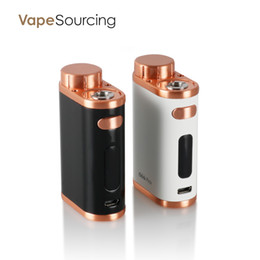 Wholesale Pico Battery - Authentic Eleaf iStick Pico Mod 75W TC Box Mod With 18650 Battery Best Matching For Melo III Mini Atomizer