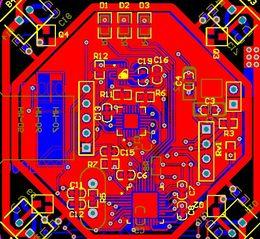 Wholesale Motor Controller Kit - Four Shafts AirPlane Bluetooth Module HM-06 HM-07 MPU6050 HMC5883 STM32F103T8U6 Schematic and PCB Diy Kit Motor Controller pcb