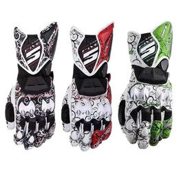 Wholesale Tribal Black - New spend FIVE RFX1 Tribal Gloves printed motorcycle racing Gloves hockey Gloves free shipping