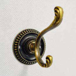 2019 alte haken Kleine Größe - Hohe Qualität alten viktorianischen antiken Gusseisen Mantel Hut und Krawatte Haken Repro Reclaim Vintage rabatt alte haken