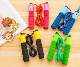 Wholesale Weight Equipment Wholesalers - Electronic Counting Jump Rope Skipping Rope Gym Fitness Losing Weight Jump Rope Sports Exercise Equipment 2.7 M
