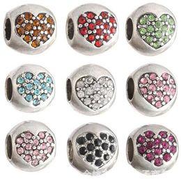 Canada où acheter des charmes en ligne, des charmes d'amour de coeur, des breloques de bracelet de bijoux d'enfants mignons amicaux sur le site Web supplier jewelry web Offre
