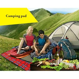 Wholesale Carpet Car Mats Wholesale - Portable outdoor dampproof mat, picnic mat, outdoor tents, yoga mat, playing children crawling carpet, camping necessary.