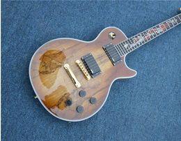 Wholesale Dragon Inlay - factory in stock Free Shipping New store opening guitarra Custom Shop electric guitar fretboard ebony dragon inlay   Guitar China